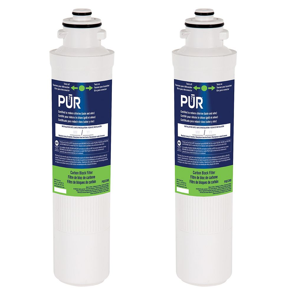 PUR Filter Replacement Kit for PQC1FS and PQC3RO