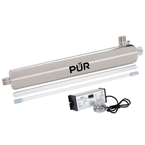 12 gpm Whole Home UV Water Disinfection System