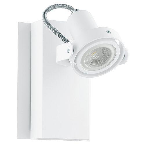 Novorio-1 1-Lumière 35W Blanc Murale