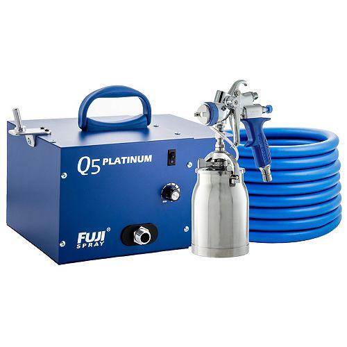 Fuji 3005-T70 Q5 PLATINUM - Système de Pulvérisation T70 HVLP