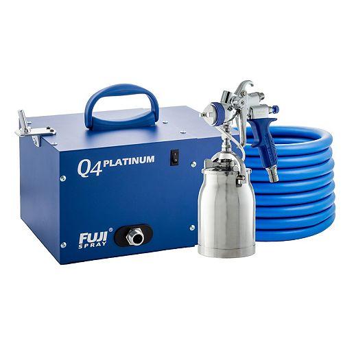 Fuji 3004-T70 Q4 PLATINUM - Système de Pulvérisation T70 HVLP