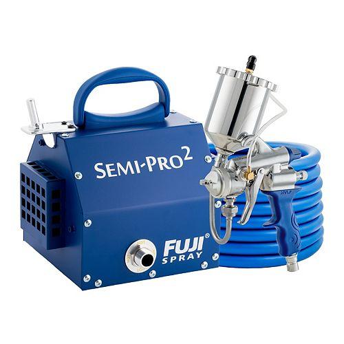 Fuji 2203G - Semi-PRO 2 Par Gravité Système de Pulvérisation HVLP