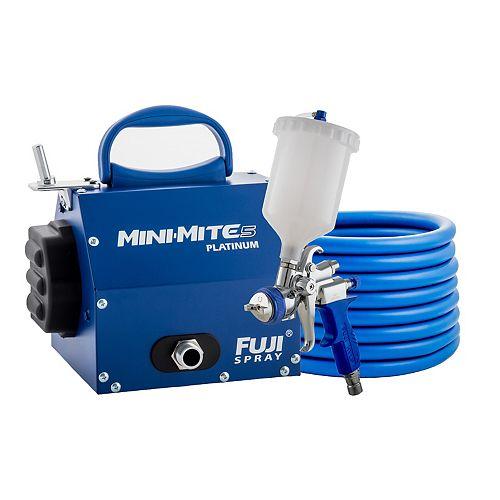 Fuji Spray Fuji 2805-T75G Mini-Mite 5 PLATINUM - T75G Gravity HVLP Spray System