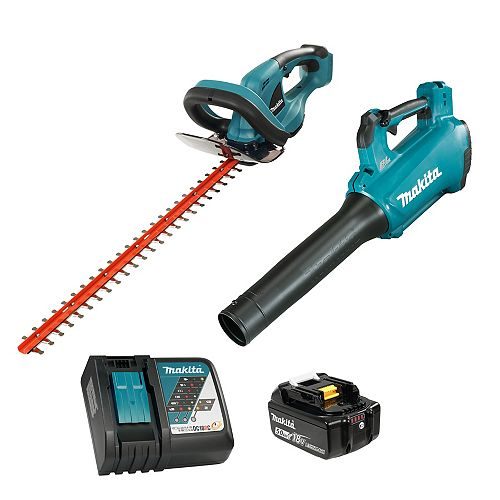 """22"""" / 18V LXT Cordless Hedge Trimmer w/ Blower"""