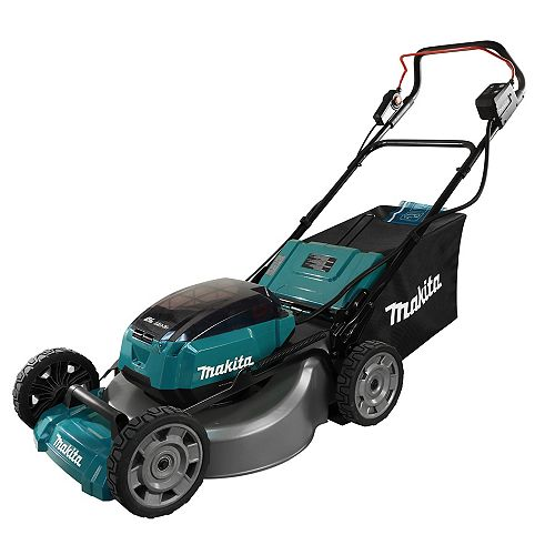 21-inch 18Vx2 Cordless Lawn Mower with Brushless Motor