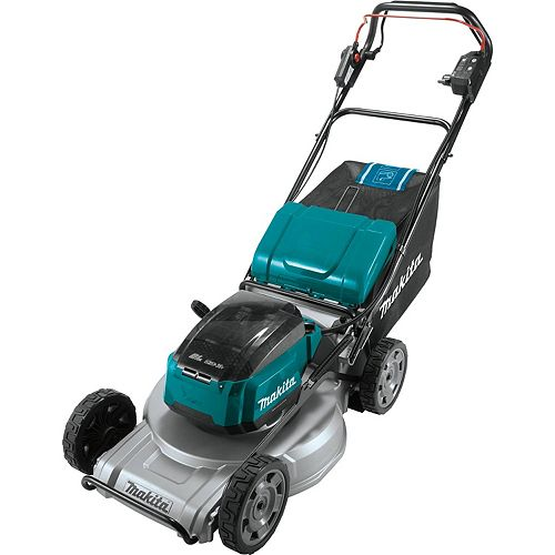 MAKITA 21-inch 18Vx2 Self-Propelled Cordless Lawn Mower with Brushless Motor