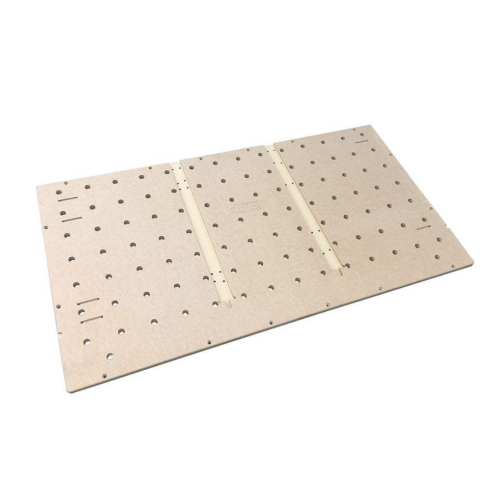 Kreg Tool Company Kreg Adaptive Cutting System Project Table Replacement Top