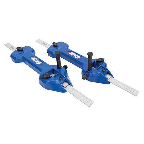 Kreg Adaptive Cutting System Rip Guides