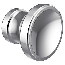 Colinet Traditional Cabinet and Drawer Knob in Chrome
