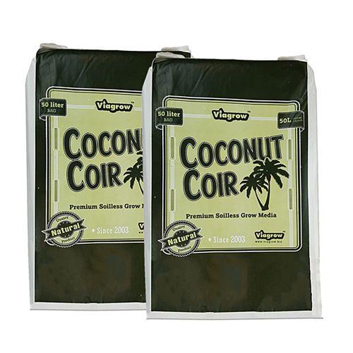1.5 cu. ft. Coco Coir Media 2-Pack