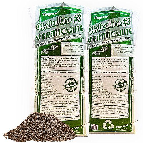 4 cu. ft.  Vermiculite 2-pack