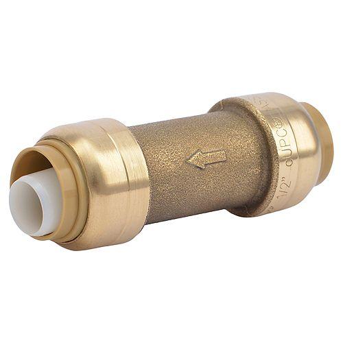 SharkBite-1/2 inch x 1/2 in Check valve
