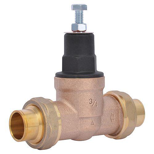 Cash Acme-3/4 inch EB45-copper connection Double Union Sweat