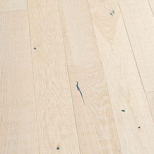 Échantillon  Revêtement de sol en bois franc massif, chêne français Light House, 5 po x 7 po