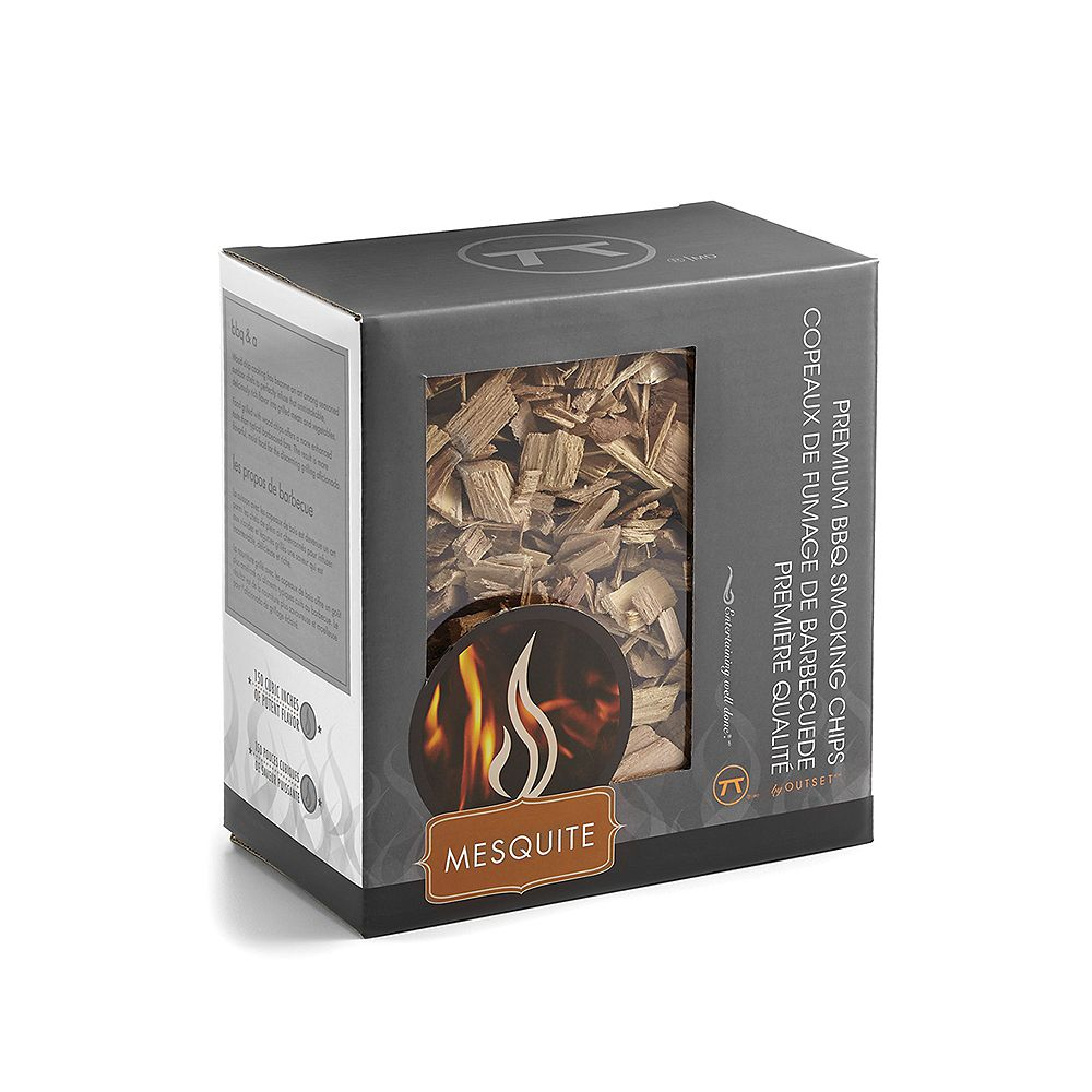 Outset Outset Mesquite Smoking Chips 150CU