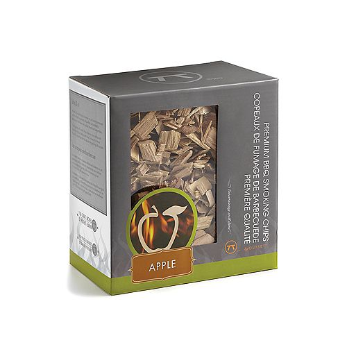 Outset Apple Smoking Chips 150CU
