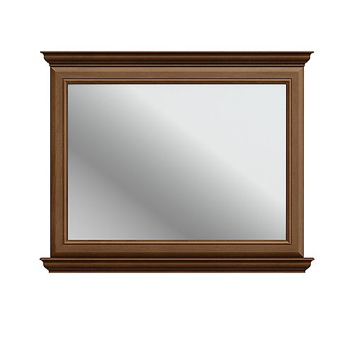Manchester 42-inch Mirror in Mocha