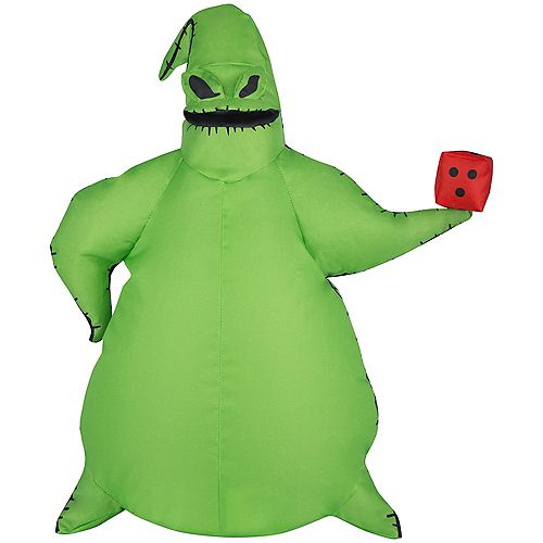 Airdorable Disney 18.11-inch Tall Airblown Oogie Boogie