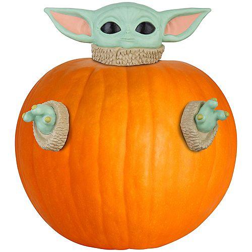 The Child Star Wars Pumpkin Push Ins