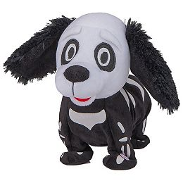 7.87-inch Animated Darling Dancing Ear Flapping Bone Dog