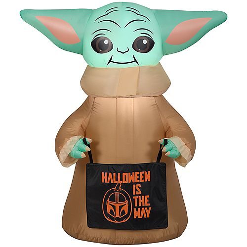 Enfant de Star Wars de 3,5 pieds avec sac de friandises