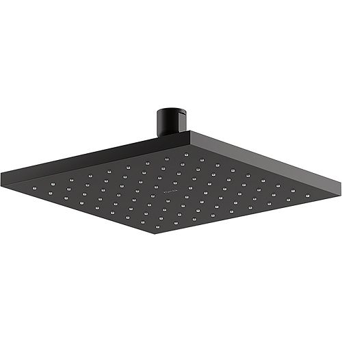 8-inch rainhead with Katalyst air-induction technology, 2.5 gpm