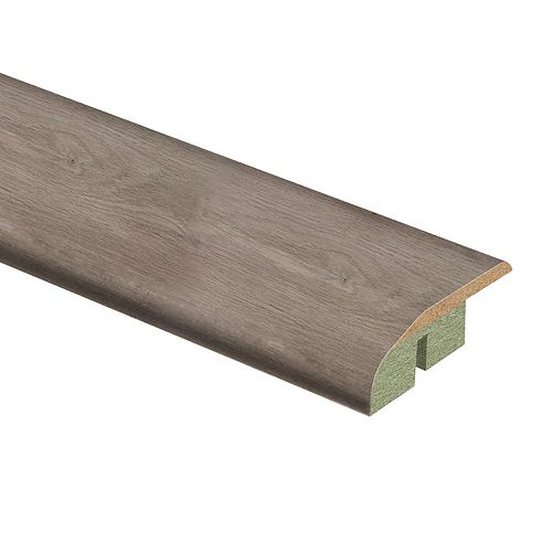 Whiskey Oak .5 inch x 1.75 inch x 72 inch Laminate Reducer Molding