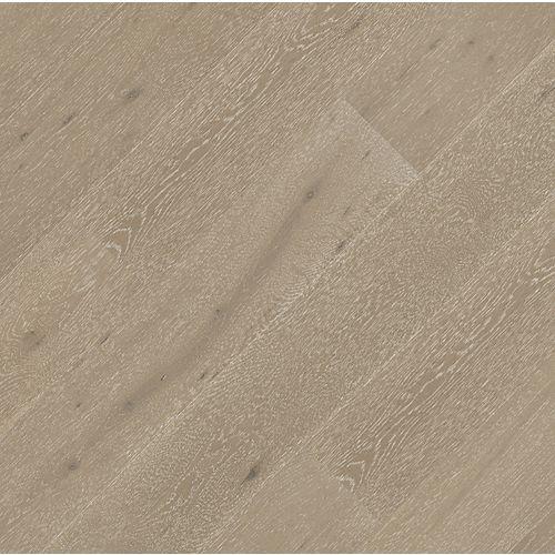 Hayden 7mm x 6.5-inch x R/L Click Waterproof Engineered Oak Flooring (21.80 sq. ft./case)