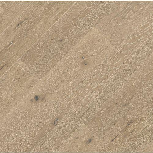 McCall 7mm x 6.5-inch x R/L Click Waterproof Engineered White Oak Flooring (21.80 sq. ft./case)
