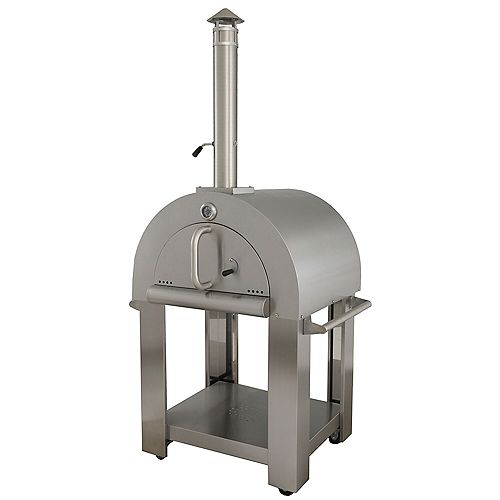 Professional Stainless Steel Pizza Oven