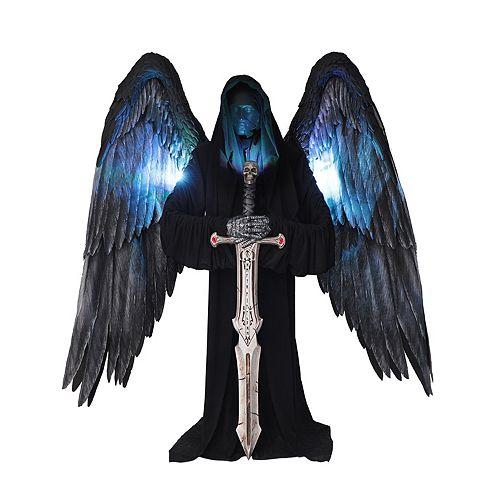 80-inch Giant-Sized Animated LED Dark Angel