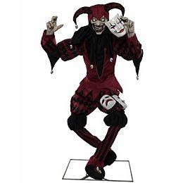 Jester of the Underworld Halloween Decoration