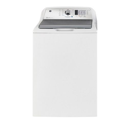 GE 5.2 Cu. Ft. Top Load Washer in White with SaniFresh Cycle