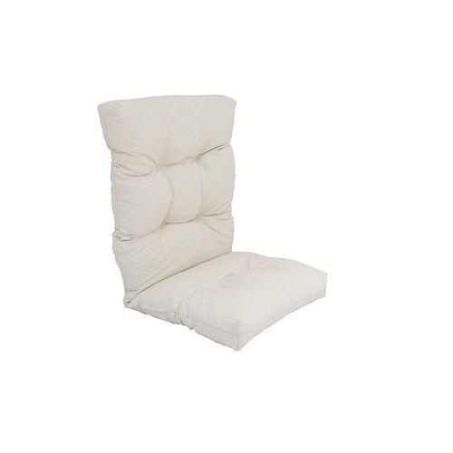 Highback Cushion White