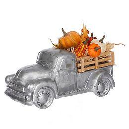 27,9 cm Camion à citrouilles