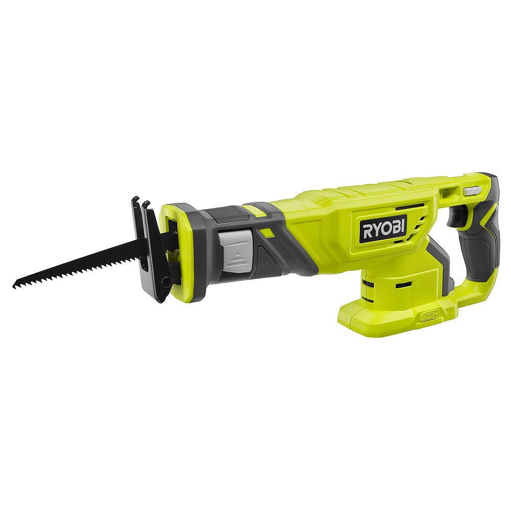 RYOBI 18V ONE+ Cordless Reciprocating Saw (Tool-Only)