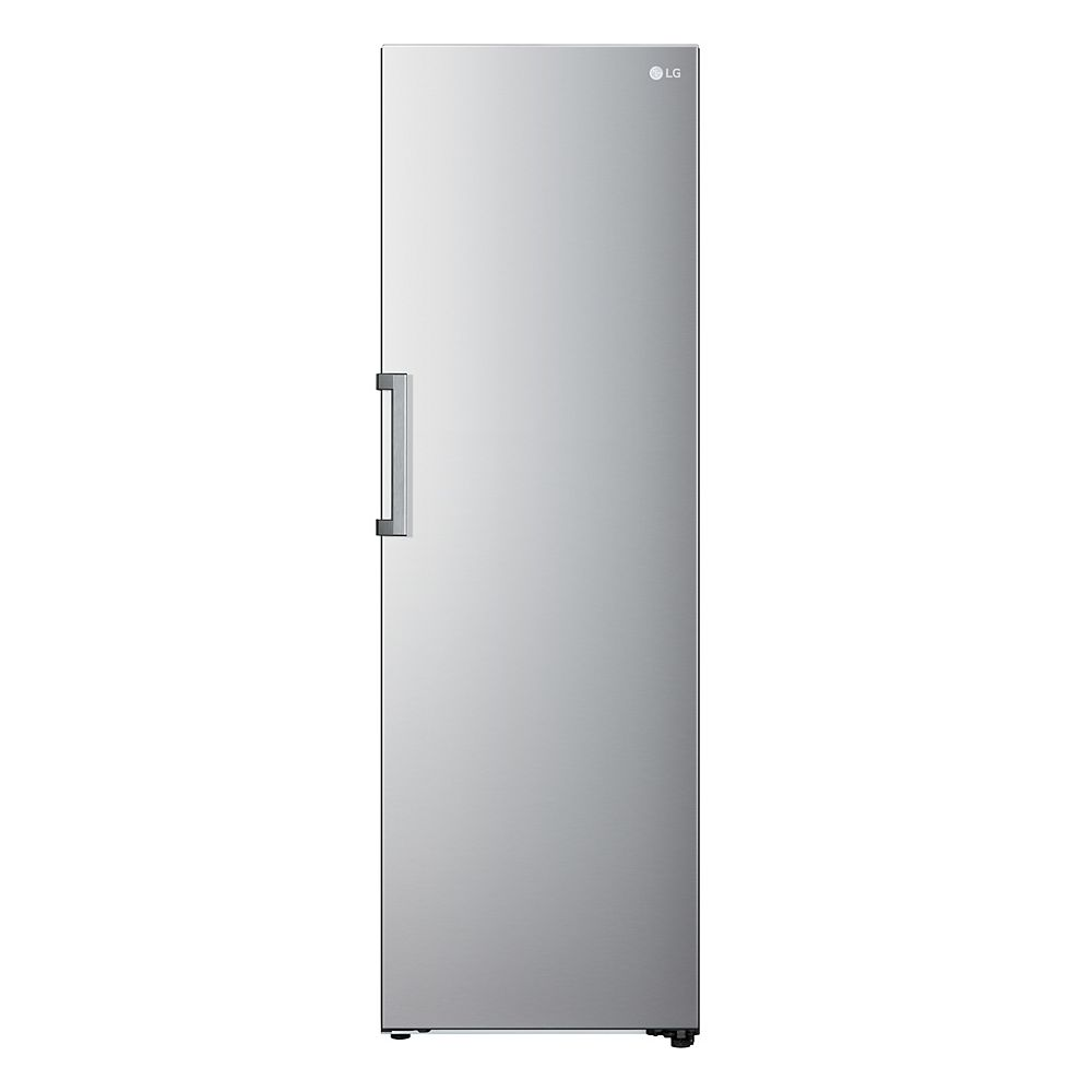 LG Electronics 13.6 cu. ft. Single Door Refrigerator in Stainless Steel - ENERGY STAR®