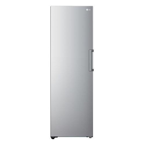 24-inch W 11.4 cu. ft. Single Door Freezer in Stainless Steel - ENERGY STAR®
