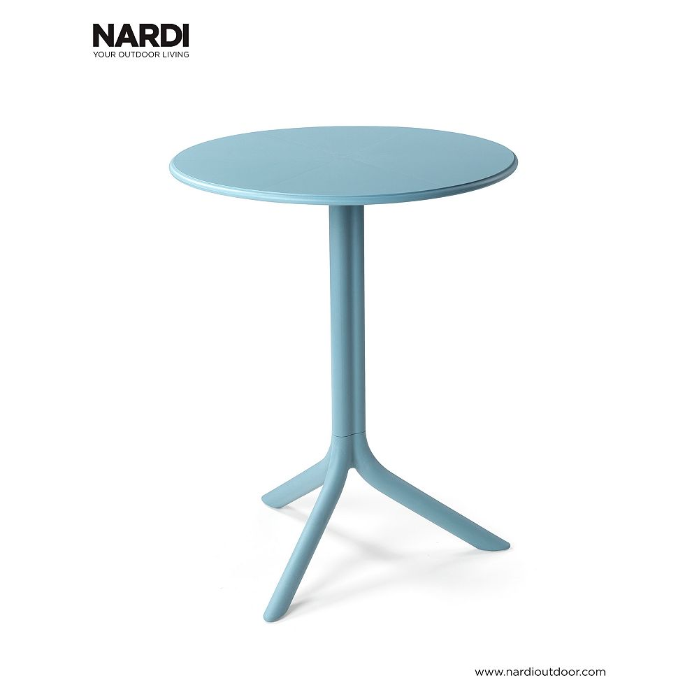 Nardi Nardi Spritz Adjustable Bistro Table - Celeste