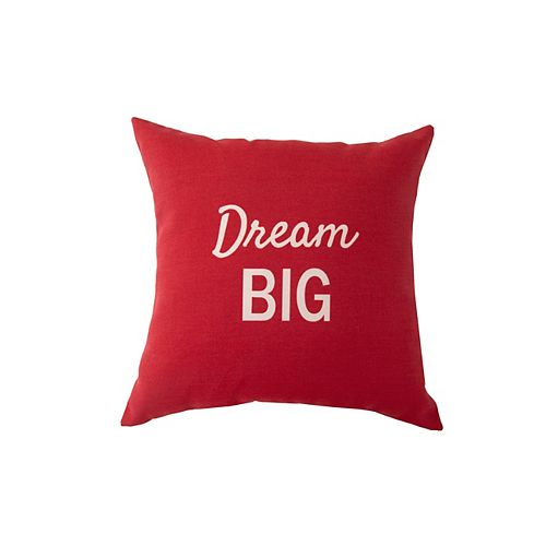 Coussin d'appoint - Dream Big