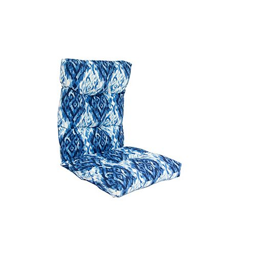 Highback Cushion Blue