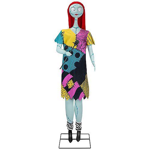 The Nightmare Before Christmas Premium 6 ft. Animated Sally Halloween Decoration