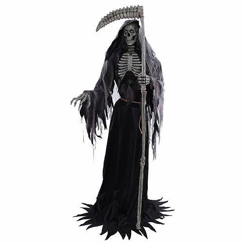 7 ft. Inferno Reaper Halloween Decoration