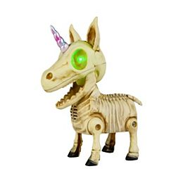 Animated Unicorn Halloween Decoration