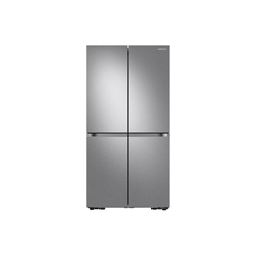 36-inch W 22.9 cu. ft. French Door Refrigerator in Stainless Steel, Counter Depth