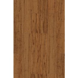 Smooth Carbonized 7mm x 5-1/8-inch x 36-1/4-inch Engineered Bamboo SPC Flooring (15.45 sq.ft./case)