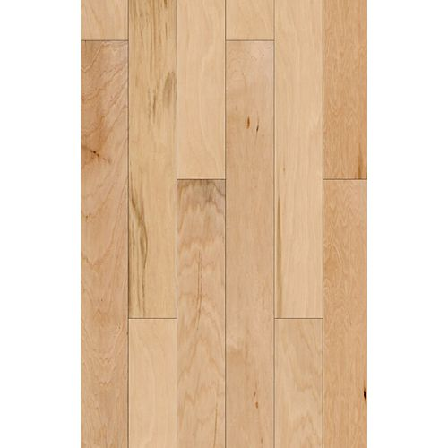 GUOYA H.S. Natural 5-inch x 47-1/4-inch Varying Length Engineered Hickory SPC Flooring (16.40 sq.ft./case)