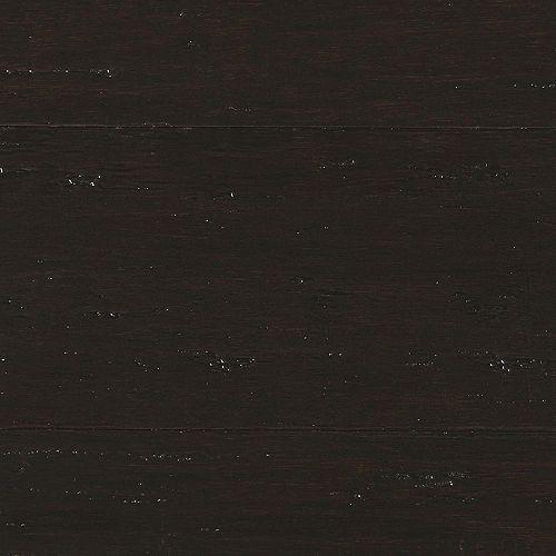 Plancher d'ingénierie Bambou en fils tressés Berkshire, Ép 1/2 po. x l 7-1/2 po. x L 72-7/8 po.