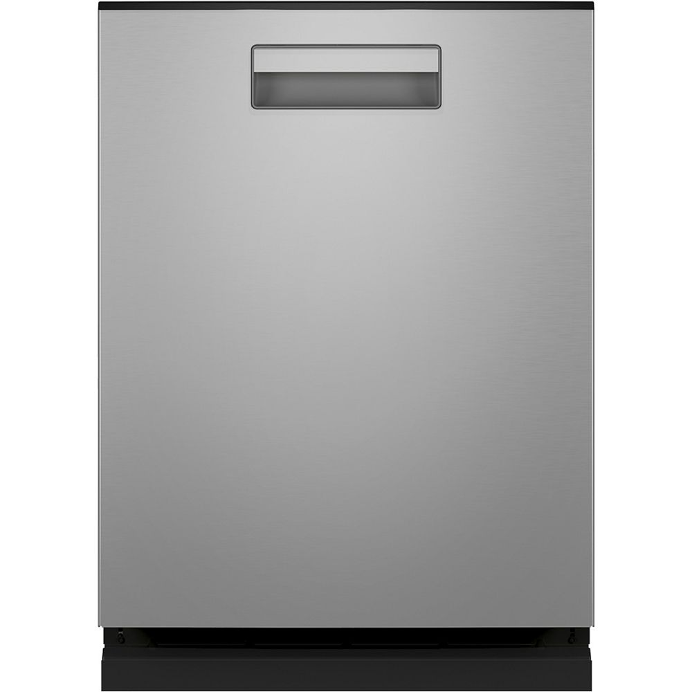 Haier 24-inch Smart Top Control with Stainless Steel Interior Dishwasher - Stainless Finish
