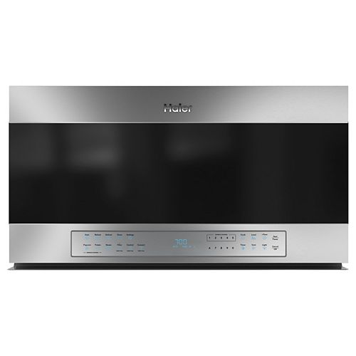 30-inch 1.6 Cu.Ft. Smart Over-the-Range Microwave Oven - Stainless Finish
